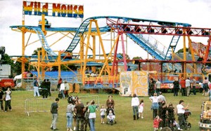 Jon Anton Presents...a Very Large selection of Modern FAIRGROUND AMUSEMENTS & VINTAGE & STEAM FAIRGROUND AMUSEMENTS.